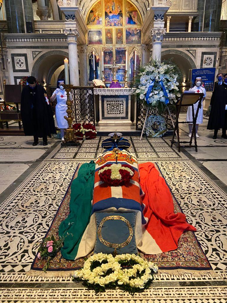 Funerali di S.A.R. il Principe Amedeo di Savoia